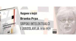 Predstavljanje knjige Branke Prpe