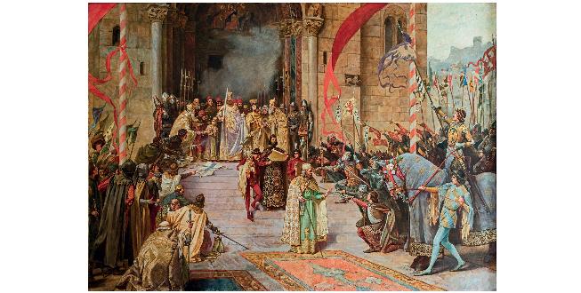 6.6.2019. ПАЈА ЈОВАНОВИЋ Историјско сликарство (предавање)