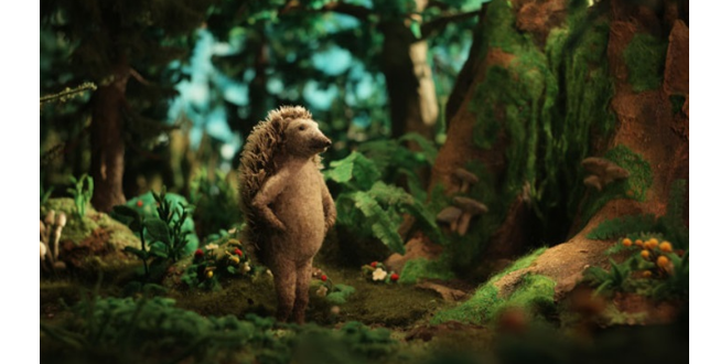 Ježeva kuća – animirani film