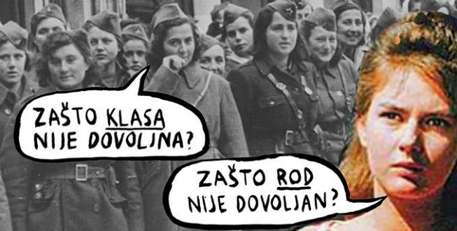 Od partizanke do domaćice: slika žene u jugoslovenskom filmu