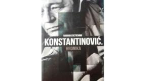 Radivoj Cvetićanin: KONSTANTINOVIĆ: HRONIKA