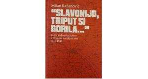 30.5.2019. – predstavljanje nove knjige istoričara  Milana Radanovića