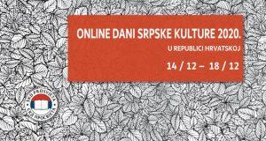 14.-18.12.2020. DANI SRPSKE KULTURE