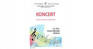 Koncert  učenika osnovnih muzičkih škola